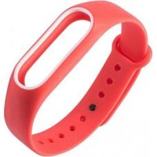 Ремешок Xiaomi для Mi Band 2 (красный/белый)