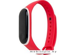 Ремешок Xiaomi для Mi Band 3 (красный/белый)