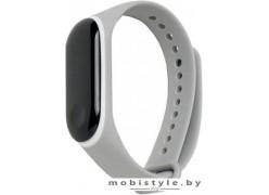 Ремешок Xiaomi для Mi Band 3 (серый/белый)