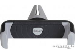 Автомобильный держатель Golf GF-CH01 (черный/серый)