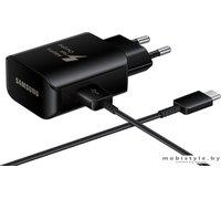 Зарядное устройство Samsung EP-TA300CBEGRU