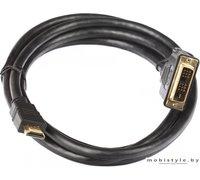 Кабель Telecom HDMI-DVI-D 19M/19M 2 м