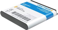 Аккумулятор для телефона Craftmann C1.01.021 (совместим с Nokia BP-6M)
