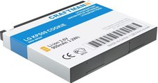 Аккумулятор для телефона Craftmann C1.01.023 (совместим с LG LGIP-570A)
