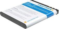 Аккумулятор для телефона Craftmann C1.01.143 (совместим с Nokia BL-5F)