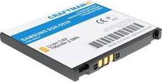 Аккумулятор для телефона Craftmann C1.01.185 (совместим с Samsung AB394235CE)