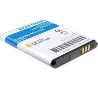 Аккумулятор для телефона Craftmann C1.01.220 (совместим с Samsung AB483640BE)