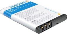 Аккумулятор для телефона Craftmann C1.01.312 (совместим с Nokia BL-4B)