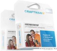 Аккумулятор для телефона Craftmann C1.01.444 (совместим с LG LGIP-550N)