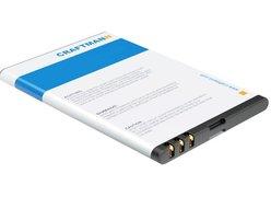 Аккумулятор для телефона Craftmann C1.02.215 (совместим с Nokia BP-3L)