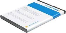 Аккумулятор для телефона Craftmann C1.02.272 (совместим с Nokia BV-4D)