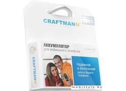 Аккумулятор для телефона Craftmann C1.02.274 (совместим с Sony Ericsson 1228-9675.1)