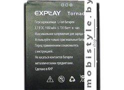 Аккумулятор для телефона Explay Tornado