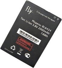 Аккумулятор для телефона Fly BL6424