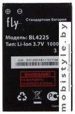 Аккумулятор для телефона Fly DS120 (BL4225)