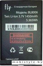 Аккумулятор для телефона Fly DS133