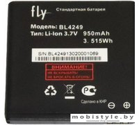 Аккумулятор для телефона Fly E157 (BL4249)