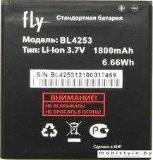 Аккумулятор для телефона Fly IQ443 TREND [BL4253]