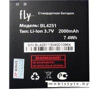Аккумулятор для телефона Fly IQ450 (BL4251)