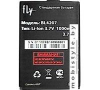 Аккумулятор для телефона Fly Q110TV (BL4207)
