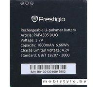Аккумулятор для телефона Prestigio PAP4505BA