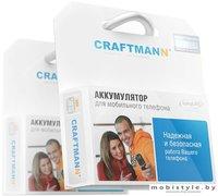 Аккумулятор для телефона Craftmann C1.02.501 (совместим с Alcatel TLp034B2)