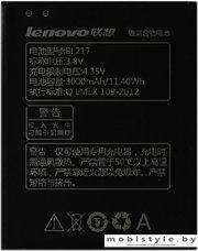 Аккумулятор для телефона Lenovo BL217