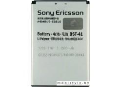 Аккумулятор для телефона Sony Ericsson BST-41