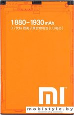 Аккумулятор для телефона Xiaomi BM10