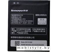 Аккумулятор для телефона Lenovo BL219