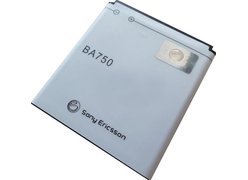 Аккумулятор для телефона Sony Ericsson BA750
