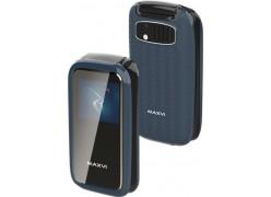 Мобильный телефон Maxvi E2 (маренго)