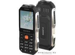 Мобильный телефон Maxvi T1 (черный)