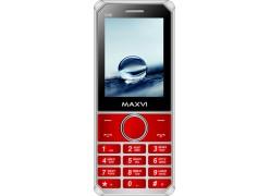 Мобильный телефон Maxvi X300 Red