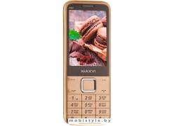 Мобильный телефон Maxvi X800 (золотистый)
