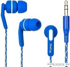 Наушники Dialog EP-F15 (синий)