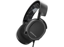 Наушники SteelSeries Arctis 3 (черный)