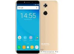Смартфон Oukitel C8 4G (золотистый)