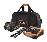 Аккумулятор с зарядным устройством AEG Powertools SETL1860RHDBLK 4932464756 (18В/6 Ah + 12-18В)