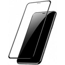 Защитное стекло Baseus Full-glass Tempered 0.3mm для iPhone 5.8 черный