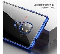 Baseus Shining Case For HUAWEI Mate20 Pro синий