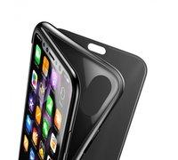 Baseus Touchable Case для iPhone X черный