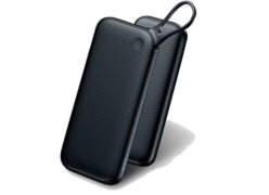 Baseus Powerful Portable QC 3.0 20000 мАч черный