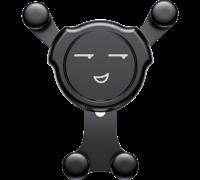 Автодержатель магнитный Baseus Emoticon смайл-ухмылка
