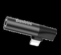 Адаптер Baseus CALL43 S1 3.5 мм черный