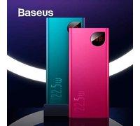 Внешний аккумулятор Baseus Adaman Metal 22.5W 20000mAh красный