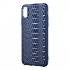 Baseus BV Case for iPhone XS MAX синий