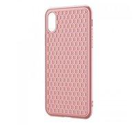 Baseus BV Case for iPhone XS MAX розовый