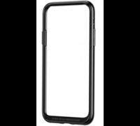 Baseus Platinum Metal Border Case для iPhone X черный