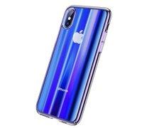Baseus Aurora Case для iPhone XR синий